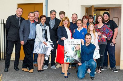 Premier of The Bench at Little Theatre Cinema, Tredegar, Wales - Green Valley Film Productions
